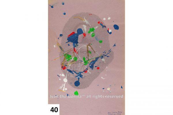 IVAN ART 40 SAMPLE