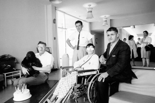 IVAN CHILDRENS HOSPITAL