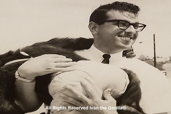 Jerry Fiorito & Ivan the Gorilla®